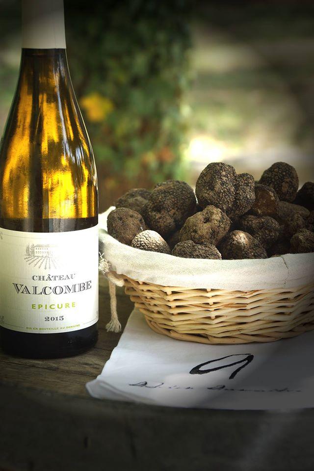 Epicure Blanc & Truffes valcombe